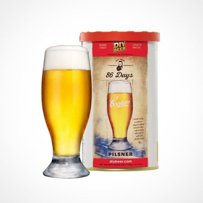 Coopers 86 Days Pilsner Bira Kiti